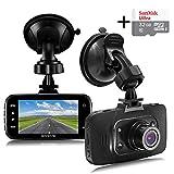 Best Digital Camera For Video Recordings - Dash Cam, Senwow Car Camera Review
