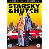 Starsky & Hutch - Season One:  Pilot + Episode 1 - 3