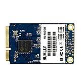 MSATA 120GB SSD, Hually 3D NAND Solid State Drive 5*3cm mSATA 3 (6 GB/s) Internes Solid State Drive für Notebook Desktop (M600-120GB)