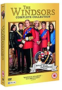 The Windsors - Complete Collection [DVD]