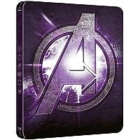 Vengadores Steelbook 1-4 + Disco bonus