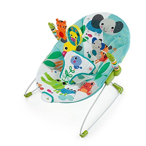 Bright Starts Modelo BS60700 Hamaca Bebe  Jungle Stream