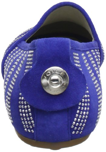 Voile Blanche 2006943019107, Ballerines femme Bleu (Azzurro 9107)