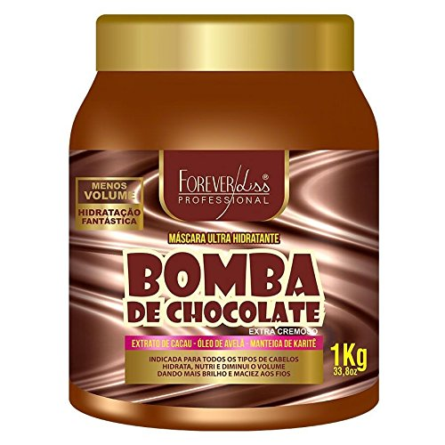 Forever Liss Chocolate Bomb Mask 1kg -