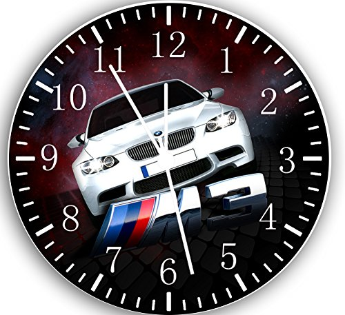 Rusch W005 Wanduhr, für BMW M-Serie, 25,4 cm