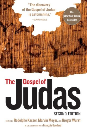 [THE GOSPEL OF JUDAS ]by(Kasser, Rodolphe )[Paperback]