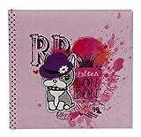 Goldbuch 41021 - Poesiealbum Rebecca Bonbon, 16.5 x 16.5 cm, 96 Seiten