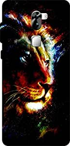 Go Hooked Designer Coolpad Cool 1 Designer Back Cover | Coolpad Cool 1 Printed Back Cover | Printed Soft Silicone Back Cover for Coolpad Cool 1