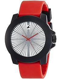 Fastrack Analog Multi-Colour Dial Men's Watch - 38021PP03J