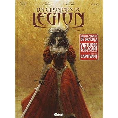 Les Chroniques de Légion - Tome 02