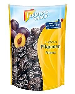 Farmer's Snack Pflaumen, 5er Pack (5 x 250 g Beutel)