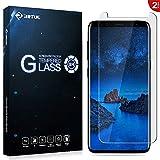 Verre Trempé Galaxy S9, RIFFUE [Lot de 2] Protection écran Film Glass Screen Vitre protecteur anti casse, anti-rayure pour Samsung Galaxy S9 – [Dureté 9H][3D Touch], Haute-réponse, Haute transparence