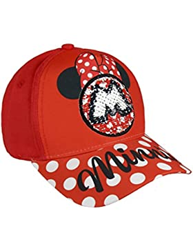 Licencias Gorra calidad premium sequins de Minnie Mouse