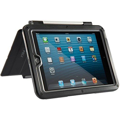 Peli Vault Schutzhülle für iPad Mini schwarz schwarz/grau (Fundas Para Ipad Mini)