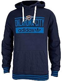 0500798e441 adidas Oklahoma City Thunder pour Adulte Basic Pull à Capuche pour Homme
