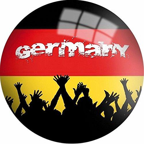 No Name (foreign brand)) Sportball Celebration Deutschland 9'', PVC 50799