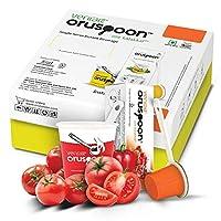 Oruspoon Instant Soups (Jain Tomato Soup, 60 Spoon Pack)