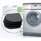 Vibrationsdämpfer Schwingungsdämpfer für Waschmaschine, Trockner und Spülmaschine Shock Pads Matten