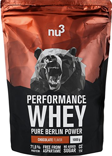 nu3 Performance Whey  1kg
