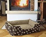 Beddog letto per cane/gatto cuccia LUPI S fino a XXL, 24 colori a...