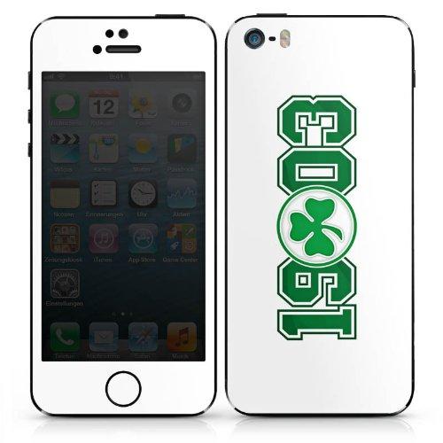 Apple iPhone 6 Case Skin Sticker aus Vinyl-Folie Aufkleber Greuther Fürth Fanartikel SpVgg Bundesliga DesignSkins® glänzend