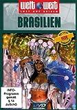 Brasilien - welt weit (Bonus: Peru) [Alemania] [DVD]