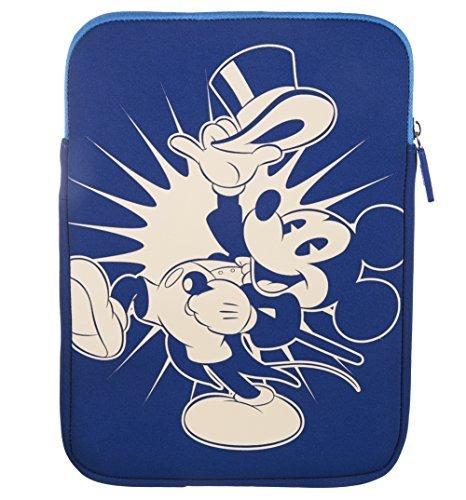 "Half Moon Bay Blaue Disney Mickey Mouse Zip Tablet Ã""rmel Half Moon Zip"