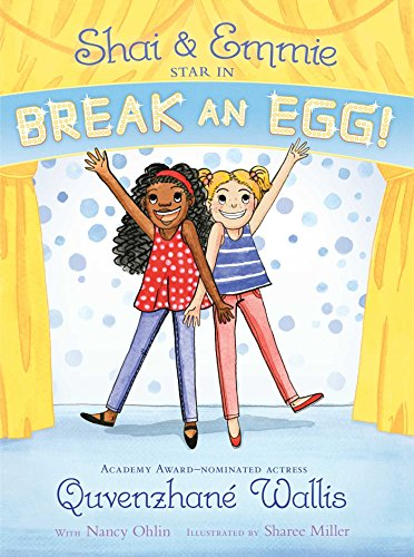 Shai & Emmie Star in Break an Egg! (Shai & Emmie Story)