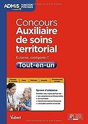 Concours Auxiliaire de soins territorial - Catégorie C - Tout-en-un