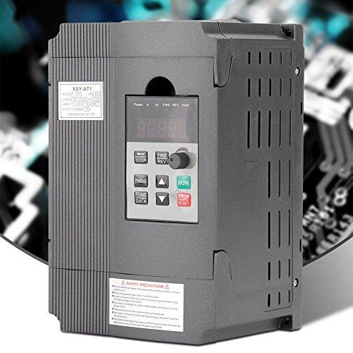 220V Fase Única Variable Controlador de Velocidad VFD de Unidad de Fr