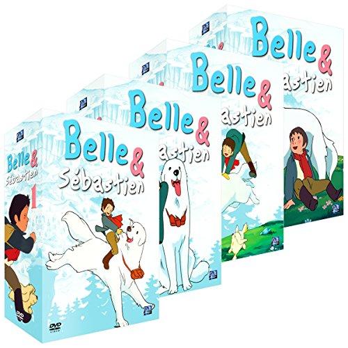Belle et Sébastien - Intégrale - 4 Coffrets (16 DVD)