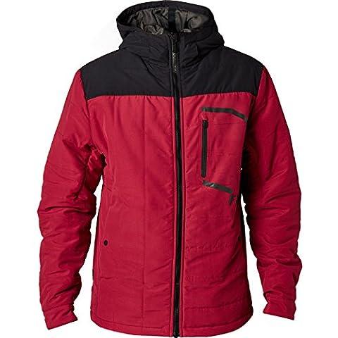 Fox Racing Podium Jacket X Large Dark Red
