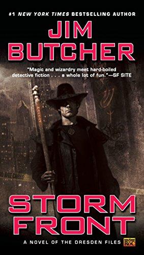 Storm Front (Dresden Files, Band 1) (Die Cd Natur Menschliche)