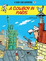 Lucky Luke - Volume 71 A Cowboy in Paris (71) de Jul