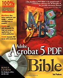 Adobe Acrobat 5 PDF Bible