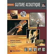 Guitare Acoustique Avance: Advanced Acoustic Guitar (Complete Method)