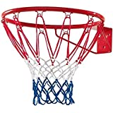 Elk Power Basketball Ring Diameter 29 cm with Net & Screw/Bolts Ball Size 4