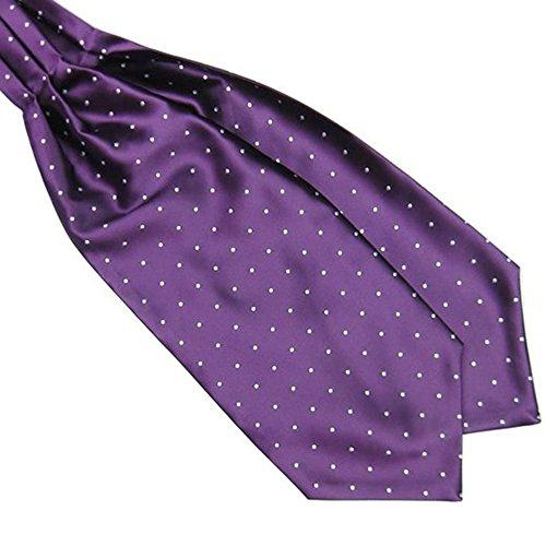 Generic - Cravate - Homme Violet