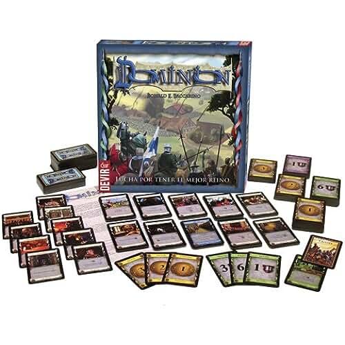 dia del orgullo friki Devir - Dominion, juego de mesa (BGDOMINION)