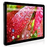 Tablette d'appel téléphonique CHUWI Hi9 Plus, 10,8 Pouces, 4 Go + 64 Go, Version UE, Android 8.0, MT6797 (Helio X27) Déca Core jusqu'à 2.6GHz, Support FM, Bluetooth, WiFi, GPS, Réseau: 4G (Noir)