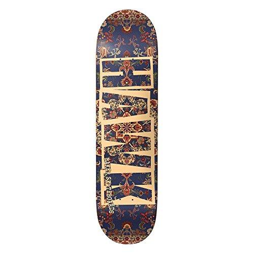 Baker Deck LOGO Hawk tapestry 8.0'' (Zoo Deck Skateboard)