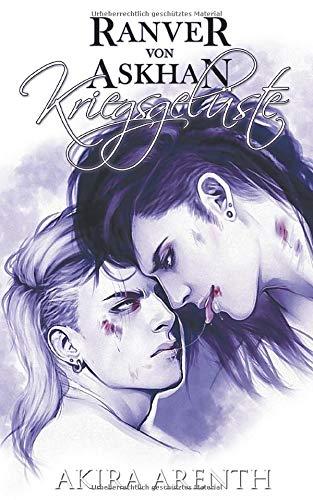Ranver von Askhan - Band 2 - Kriegsgelüste: Yaoi Fantasy Manga Novel (Ranver von Askhan Trilogie, Band 2)