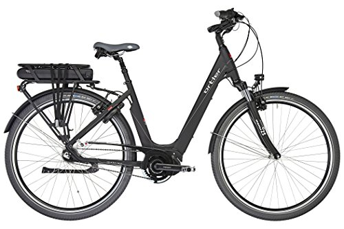 Ortler Bern Damen schwarz matt Rahmengröße 50 cm 2017 E-Cityrad