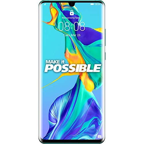 Huawei P 30 Pro (Aurora, 8GB RAM, 256GB Storage)
