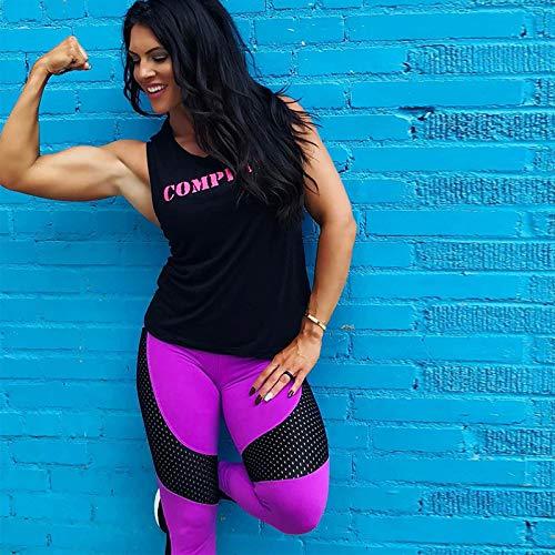 YUNMENG Neue Ankunft Yoga Hosen Plus größe Leggings Sport Frauen Trainingshose elastische weibliche Hose schlank Stretch Laufhose