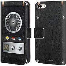 Ufficiale Star Trek Comunicatore Gadgets Cover a portafoglio in pelle per Apple iPhone 5c