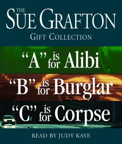 Sue Hörbücher Grafton Cd (Sue Grafton ABC Gift Collection: