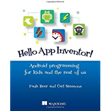 Hello!  App Inventor