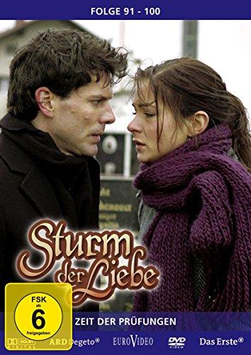 Sturm der Liebe - Folge 091-100: Zeit der Prüfungen [3 DVDs]