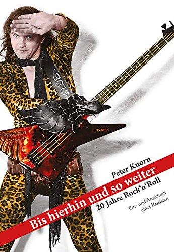 20 Jahre Rock'n`Roll Ein- und Ansichten eines Bassisten